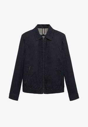 BERRY7 - Light jacket - bleu marine foncé