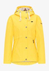 mottled yellow