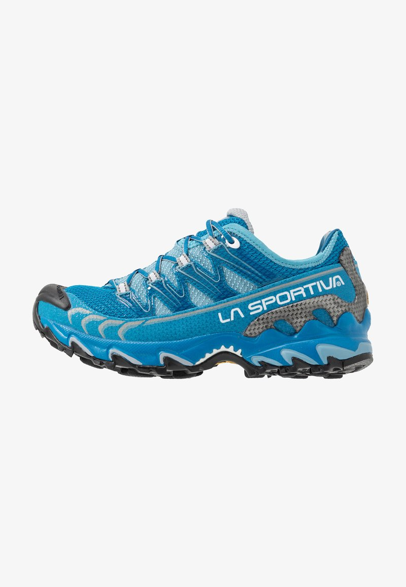 La Sportiva - ULTRA RAPTOR WOMAN - Trail running shoes - neptune/pacific blue
