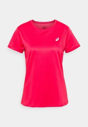 CORE - Basic T-shirt - pixel pink
