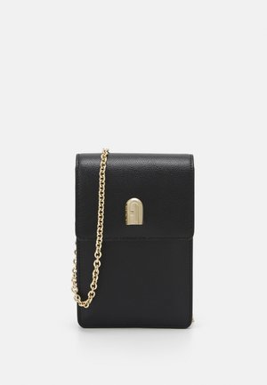 MINI VERTICAL CROSSBODY - Sac bandoulière - nero
