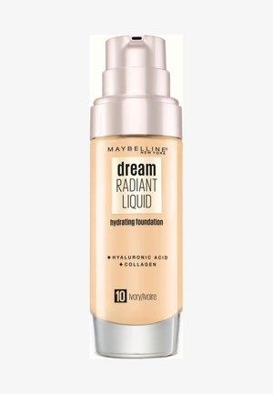 DREAM RADIANT LIQUID MAKE-UP - Foundation - 10 ivory