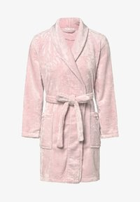 PLAIN PINK SOFT - Dressing gown - rose