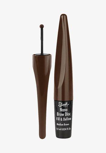 NANO BROW DISC - Eyebrow pencil - medium brown