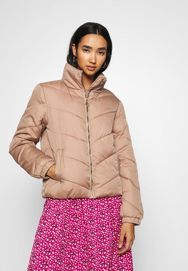 JDYFINNO PADDED JACKET - Winter jacket - portabella