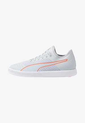 365 ROMA LITE - Sports shoes - grey dawn/white/nrgy red