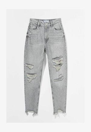 MIT RISSEN  - Relaxed fit -farkut - grey