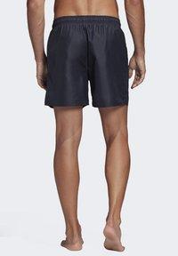 adidas Performance - CLX SOLID SWIM SHORTS - Sports shorts - blue - 1