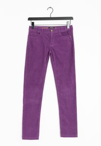 More & More - Trousers - purple - 0
