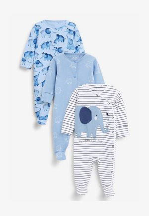 3 PACK - Sleep suit - multi-coloured