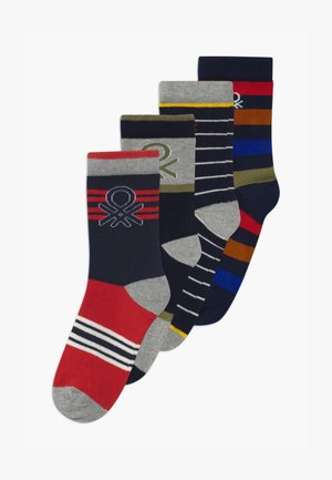 LUTK FASHION 4 PACK - Socks - multi-coloured