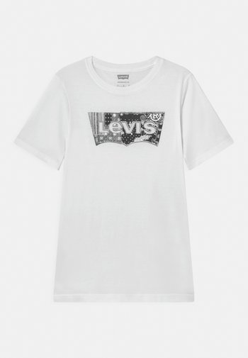 GRAPHIC - T-shirts print - white
