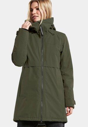 HELLE WNS - Winter coat - oliv_300