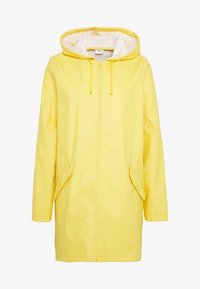 JDY - JDYKENDRA RAINCOAT - Parka - misted yellow - 4