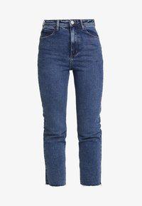 ZIGGY Denim - MEET MY MUM STRETCH - Relaxed fit jeans - dark blue eyes - 4