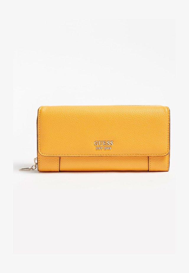 Portafoglio - mehrfarbig goldenfarbe