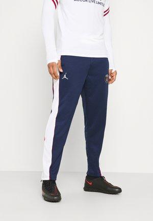 PARIS ST. GERMAIN SUIT PANT - Klubbkläder - midnight navy/white