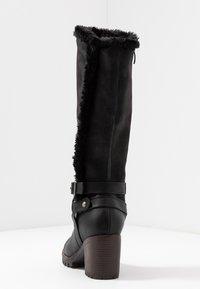 H.I.S - Vysoká obuv - black - 5