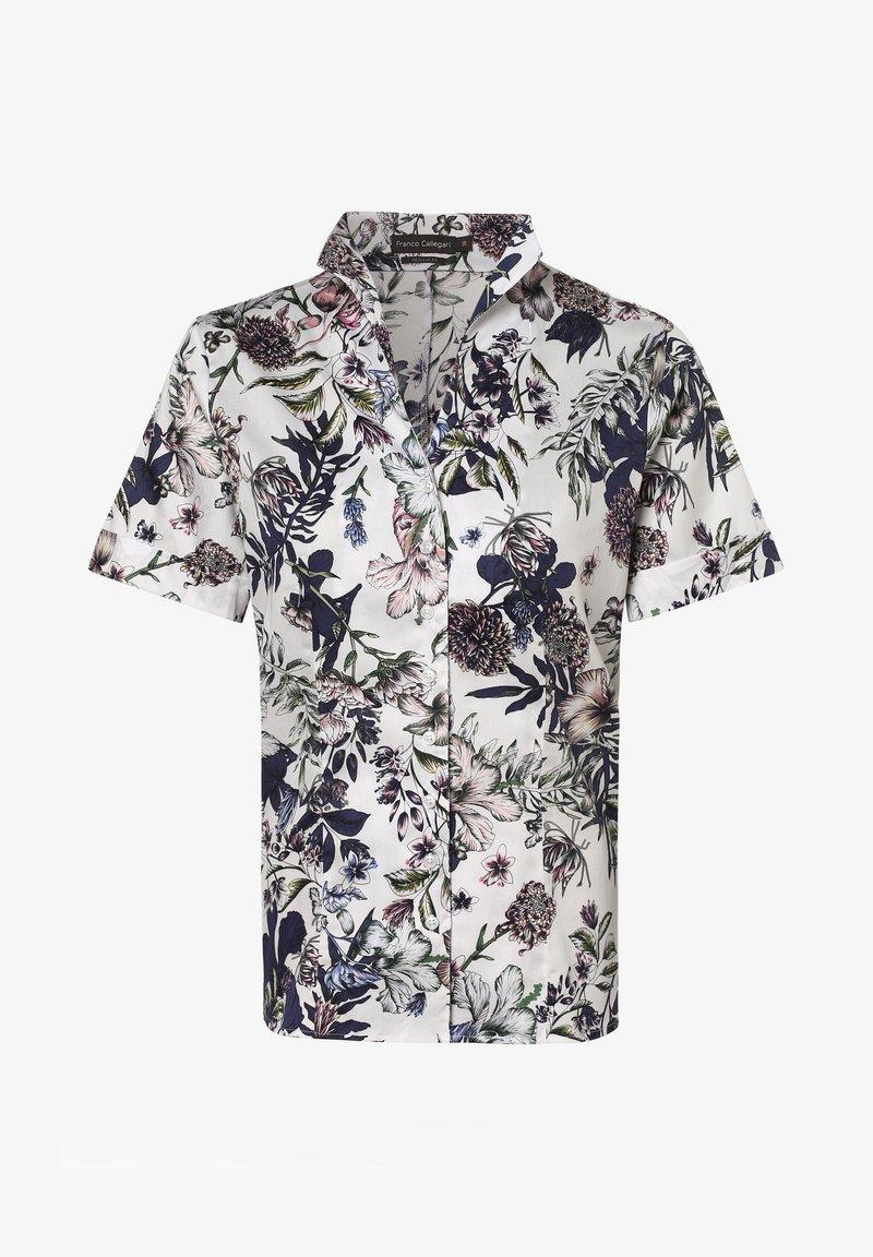 Franco Callegari - Button-down blouse - white