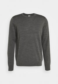 Jumper - grey medium dusty