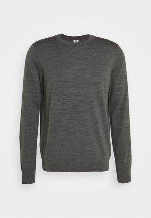 Svetr - grey medium dusty