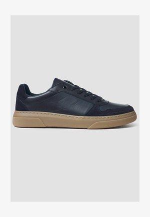 CRISTER - Sneakersy niskie - navy