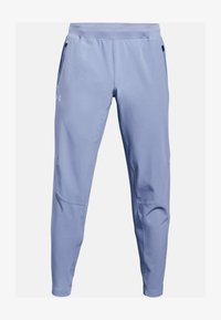 Under Armour - OUTRUN THE STORM - Trousers - washed blue - 3