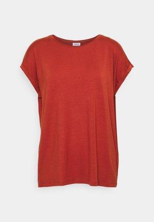 Basic T-shirt - chili oil