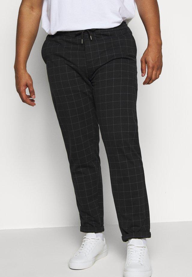 CLUB PANTS ELASTIC WAIST - Pantalon de survêtement - black