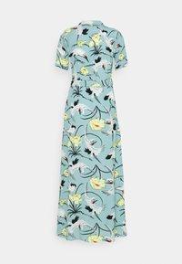King Louie - ROSIE DRESS DEL REY - Maxi dress - blue haze - 1