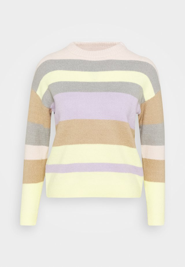 STRIPE JUMPER - Sweter - multi