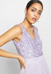 Sista Glam - YASMIN - Occasion wear - lilac - 3
