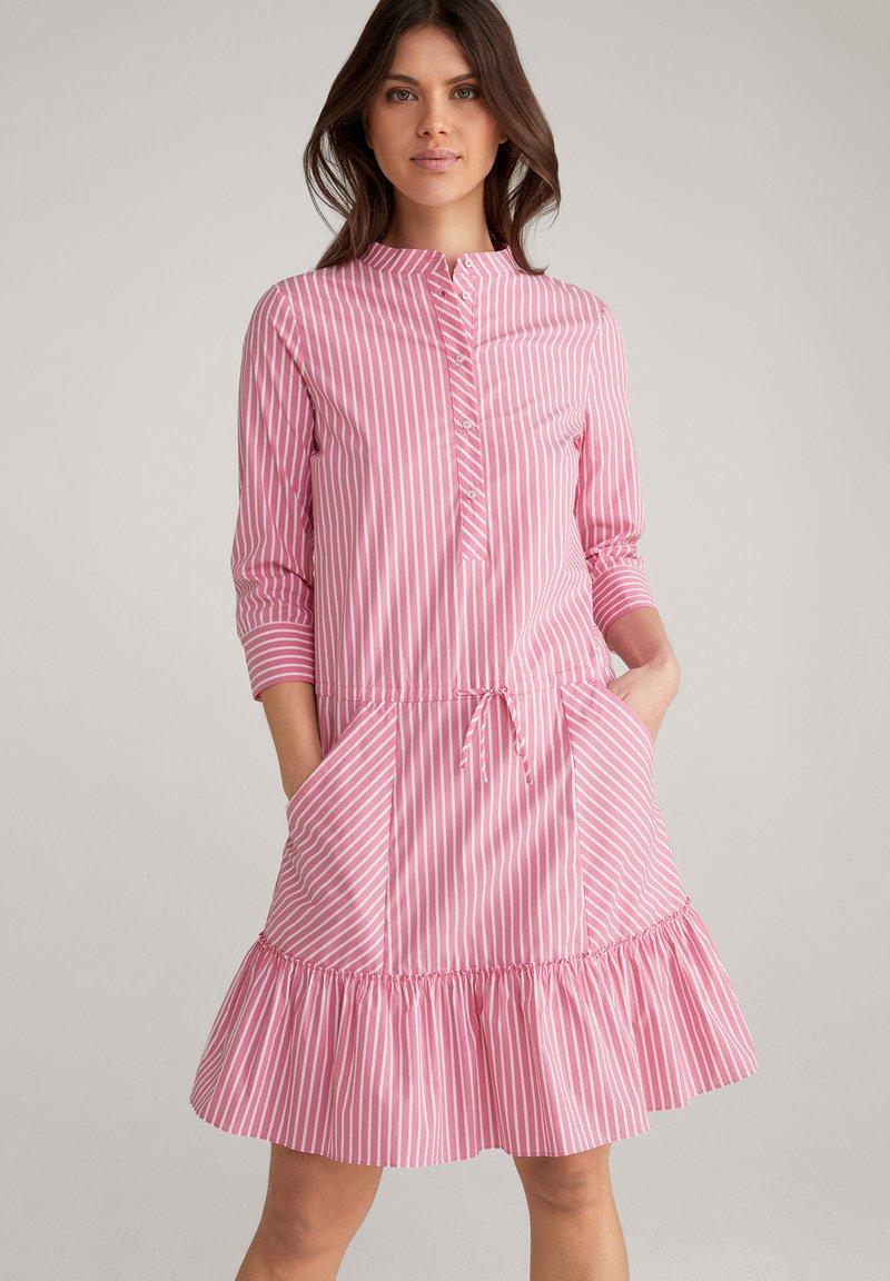 JOOP! - Shirt dress - pink/weiß