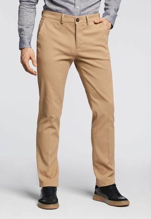 VINCENT - Chinosy - light brown