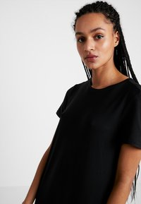 Vero Moda - VMGAVA DRESS - Jerseykjole - black - 3