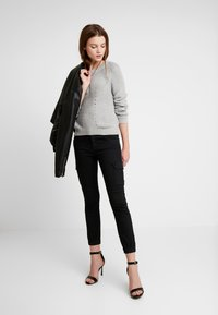 ONLY - Cargo trousers - black - 1