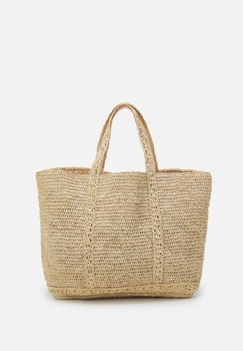 CABAS EXCLUSIVE - Shopping bag - beige