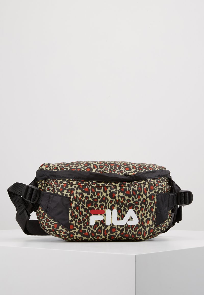 Fila - GÖTEBORG LIGHT WEIGHT WAIST BAG - Gürteltasche - black