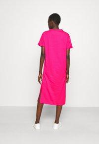 HUGO - NAILY - Maxi dress - bright pink - 2
