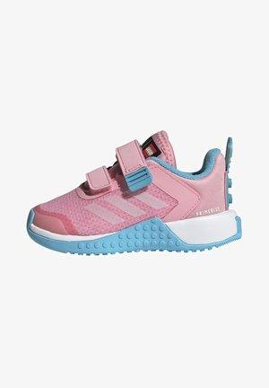 ADIDAS PERFORMANCE ADIDAS X LEGO - Chaussures de running neutres - pink