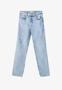 PULL&BEAR - Jeans a sigaretta - blue - 7