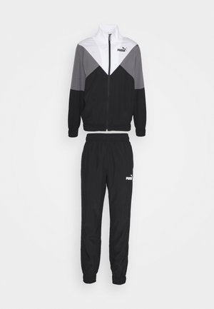 RETRO TRACKSUIT SET - Trainingspak - black