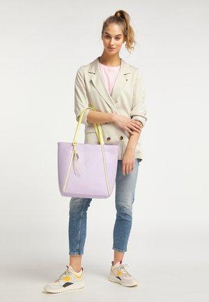 Tote bag - lilac