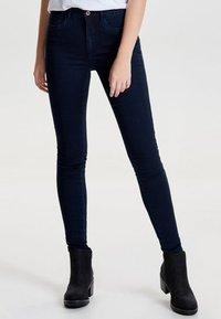 ONLY - Skinny džíny - dark blue - 0