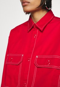 Carhartt WIP - GREAT MASTER - Button-down blouse - cardinal - 5