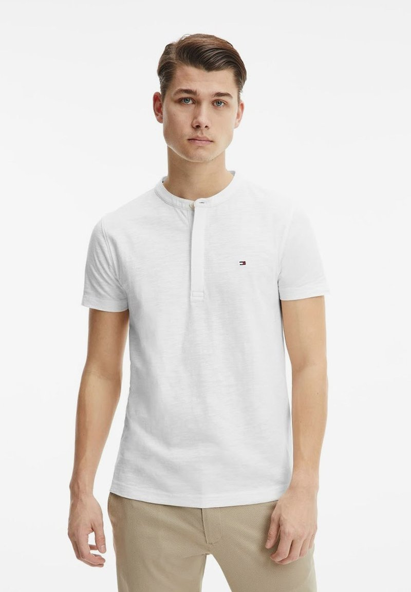 Tommy Hilfiger - Polo shirt - ecru