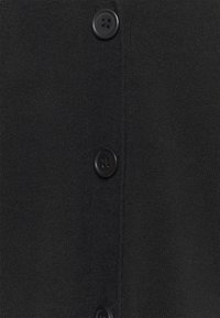 ONLY - ONLLELY LONG BUTTON  - Waistcoat - black - 6