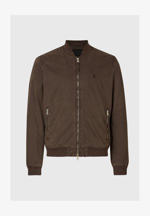 LOWS  - Bomber Jacket - green
