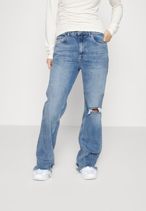 FULL LENGTH - Jeans relaxed fit - mid blue