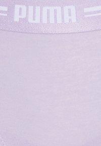 Puma - WOMEN 2 PACK - Thong - purple - 2